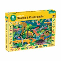 Dinosaurs Search & Find Puzzle
