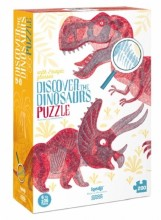 Discover Puzzle- Dinosaurs