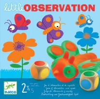 Toddler Game - Little Observe