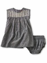 Dress Chambray 3-6m