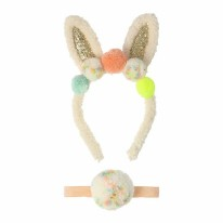 Dress Up Pom Pom Bunny Ear