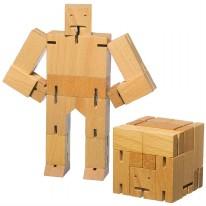 Cubebot Small Natural