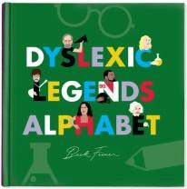 Dyslexic Legends Alphabet