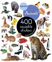 Eyelike Stickers Animals