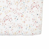 Fitted Crib Sheet - Meadow