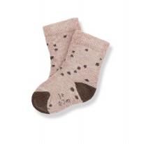 Feliu Socks Rose 3-6m