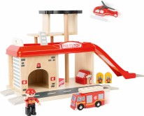 Fire Station w/Accessories 3y+
