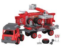 Firefighter Mega Truck