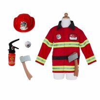 Firefighter Set 5pcs- 5-6 Y