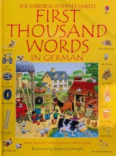 First 1000 Words German