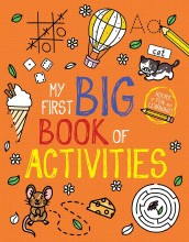 My First Big Book of Activities