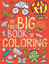 My 1st Big Book of Coloring