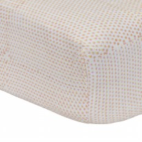 Fitted Crib Sheet Louise