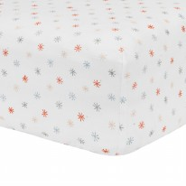 Fitted Crib Sheet Sawyer
