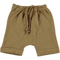 Fleece Short Camel 18-24m