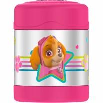 Food Jar Paw Patrol Pink