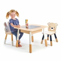Forest Table + 2 Chairs Set
