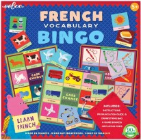 French Bingo Game