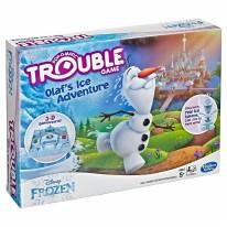 Frozen 2:  Trouble Olaf