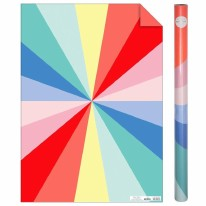 Gift Wrap Roll Color Wheel