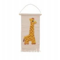 Wallhanger Giraffe