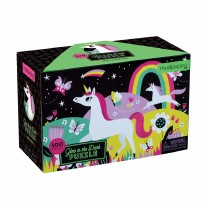 Glow-in-the-Dark Puzzle Unicorns