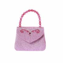 Glitter Hand Bag