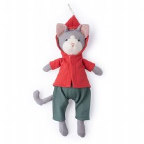 Gracie Cat Elf Jacket/Overalls