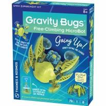 Gravity Bugs Climbing Microbot