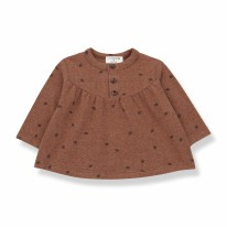 Gredos Blouse Toffee 6-9m