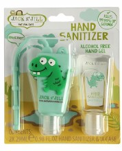 Hand Sanitizer- Dino