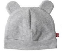 Hat Fleece Heather Grey 3M