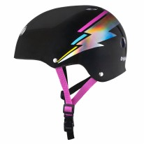Helmet CS Black Lightning  S/M