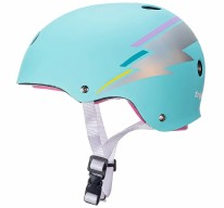 Helmet CS Teal Hologram XS/S