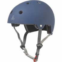 Helmet DC Blue Matte S/M