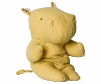 Hippo Little Yellow