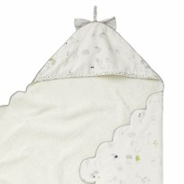 Hooded Towel Magical Forest