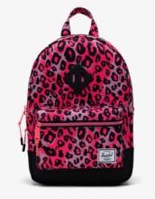 Heritage Kid Backpack Cheetah Camo/Neon