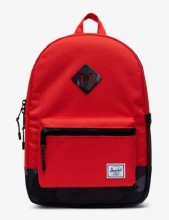 Heritage Youth Backpack Fiery Red/Night Camo