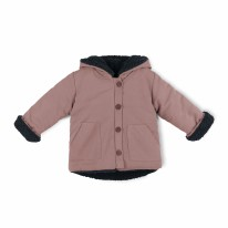 Hudson Jacket Grape 9-12m
