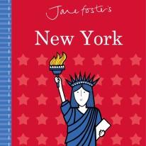 Jane Foster's Cities: New York