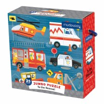 To The Rescue! Jumbo Puzzle