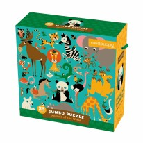 Puzzle Jumbo Animals World