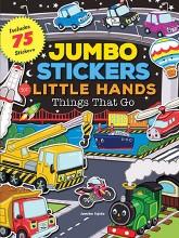 Jumbo Stickers Things That Go