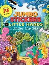 Jumbo Stickers Under the Sea