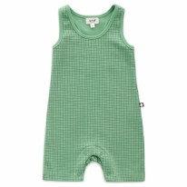 Jumper Green Check 3-6m
