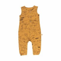 Jumpsuit Canopy Yellow 3-6m