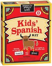 Kids' Spanish Magnetic Kit NS