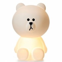 "Lamp ""Brown"" (Bear)"