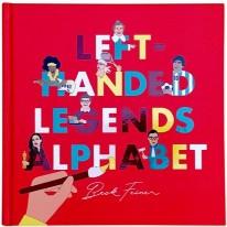 Left-Handed Legends Alphabet